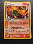 Typhlosion 034 Promo   HOLO   Pokemon Card   Good