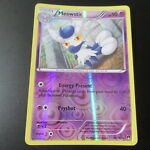 Pokemon Meowstic 59/122 Reverse Holo Breakpoint Card Rare