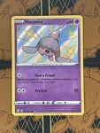 Hatenna SV054/SV122 Shiny Holo Rare Pokémon TCG Shining Fates NM
