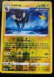 Luxray 048/163 Battle Styles Holo Rare Pokemon Card NM