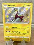Boltund SV040/SV122 Pokemon Card Secret Rare Shining Fates Shiny - M-NM
