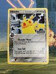 Pokemon - Pikachu Delta Species - 035 - Promo - LP - Holo