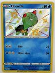 Chewtle SV028/SV122 Shining Fates Shiny Pokemon Card Shiny NM