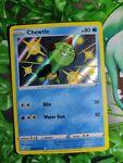 Pokemon - Shining Fates - Chewtle - SV028/SV122 - Shiny Holo Rare - MINT