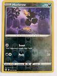 093/163 Murkrow | Reverse Holo Common | Pokemon Trading Card Battle Styles TCG