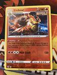 Pokemon - Emboar - 025/163 - Reverse Holo Rare - Battle Styles - NM/M