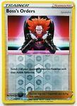 Boss's Orders Shining Fates Reverse Holo Rare Pokemon Card 058/072