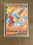 Pokémon - Shining Fates - Cinderace V - 018/072 - Ultra Rare - NM
