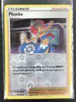 Pokemon Battle Styles: Phoebe Trainer 130/163 (Holo)