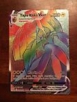 Tapu Koko Vmax 166/163 Secret Rare Pokemon Battle Styles NM /MINT
