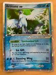 Articuno ex Holo rare promo Lightly played Water type pokemon card # 032