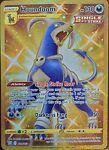 Houndoom Gold Secret Rare Full Art 179/163 Pokémon Card Battle Styles