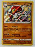 GRAPPLOCT SV073/SV122 Shiny Vault Shining Fates Holo Rare Pokemon Card NM/Mint
