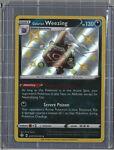 Pokemon Shining Fates 2020 Shiny Galarian Weezing Holographic #SV077 NM/M FRESH