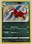Pokemon Trading Card Game - Shining Fates Galarian Linoone SV079/SV122 NM M