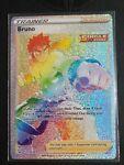 Bruno 172/163 Pokémon TCG Battle Styles Secret Rare Full Art Near Mint