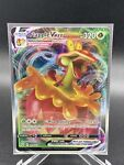 Pokemon Card Flapple VMAX 019/163 Battle Styles Ultra Rare RR NM