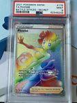 Pokemon TCG Phoebe Rainbow Rare Full Art 175/163 Battle Styles PSA 9 MINT POP 1