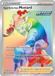 Pokemon: Rapid Strike Style Mustard (Secret) -Battle Styles 176/163