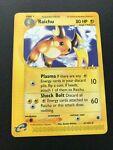 Raichu 61/165 Expedition Non-Holo Rare Pokemon Card LP