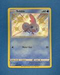 Sobble SV025/SV122 Pokemon TCG Shining Fates Shiny Vault Near Mint