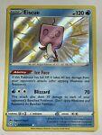 Shiny Eiscue SV035/SV122 Holo Rare Pokémon Shining Fates Shiny Vault - NM