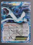 2013 Lugia EX BW83 Holo Rare Black Star Promo Pokemon Card