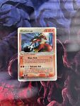 Pokemon Blaziken EX 89/95 - EX Team Magma Vs. Team Aqua NM see pics clean
