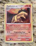 Typhlosion 🔥 16/123 Holo Rare NM D&P Mysterious Treasures Pokemon Card