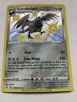 Pokemon TCG Card Corviknight SV089/SV122 Shiny Holo Rare Shining Fates