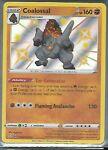 Coalossal SV069/SV122 Pokemon Card Secret Rare Shining Fates Shiny Vault NM
