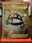 Pokemon EXP. SHARE 180/163 Battle Styles SECRET RARE FULL ART MINT