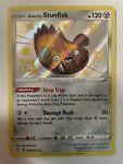 Pokemon TCG - Shining Fates Shiny Vault Galarian Stunfisk Holo - SV088/SV122