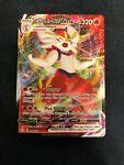 Pokemon Shining Fates Cinderace VMax 019/072 NEAR MINT