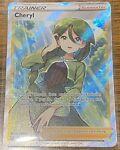 Cheryl Full Art 159/163 Ultra Rare Battle Styles Pokemon Card
