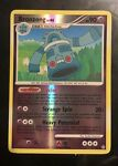 Pokemon Cards Stormfront Bronzong 13/100 Rare REV HOLO Excellent Condition
