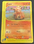 Vulpix 136/165 - Non-Holo Expedition Base Set E-Reader Pokémon Card NM