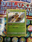 Thwackey Shiny Holo Rare SV005/SV122 Shining Fates Vault Pokemon Card DMG