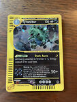 Tyranitar 29/165 Holo Rare Expedition Set Pokemon Card 2002