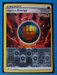 reverse holo Single Strike Energy 141/163 Pokemon card Battle Styles uncommon NM