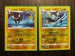 Luxray 048/163 & Luxio 047/163 (BOTH reverse holo) Pokemon card Battle Styles NM