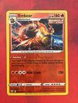 Emboar, 025/163 Battle Styles, Reverse Holo Rare, M/NM, Pokemon TCG