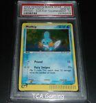 PSA 10 GEM MINT Mudkip 005 Pop Tournament POKEBALL HOLO Promo Pokemon Card CH