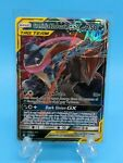 Greninja & Zoroark GX 107/214 Ultra Rare Unbroken Bonds Pokemon TCG LP