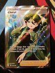 Cheryl 159/163 Pokemon TCG Battle Styles Full Art Trainer Ultra Rare Near Mint
