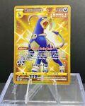 Houndoom 179/163 | Battle Styles | Secret Rare Full Art Gold | Pokemon M-NM