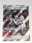 Cara Liss Full Art Trainer Ultra Rare Pokemon Shining Fates 067/072 NM