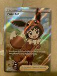 Poke Kid 070/072 | Shining Fates | Full Art Trainer | Pokemon M