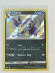 Pokemon Shining Fates Thievul - SV082/SV122 - Shiny Holo Rare Shiny Vault