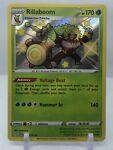 Rillaboom SV006/SV122 Shining Fates Shiny Holo Rare Pokemon - MINT